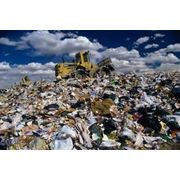 Перевозка промышленных отходов фото