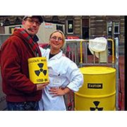 Обращение с радиоактивными отходами заказать в украине фото
