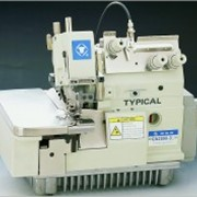 Промышленные оверлоки Промышленный 1-игольный 3-х ниточный оверлок TYPICAL GN2000-3C фото