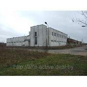Производственная база в Каменце, 3600 кв.м. 122177 фото