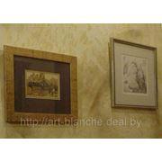 Подбор живописи, графики, оформления картин, фотографий, постеров в паспарту и рамки фото