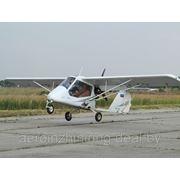 Туристические и маршрутные полёты на самолете Бекас фото