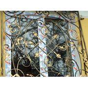 Кузнечные работы поковка металлов ковка металов художественная ковка кованые изделия на заказ. Изготовление кованых изделий. фото