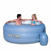 Надувной бассейн джакузи BestWay 54100 Lay-Z-SPA фото