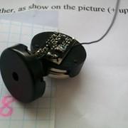 Профессиональный FM жучок +микро стетоскоп фото