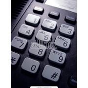 Сервисное обслуживание телекоммуникационного оборудования фото