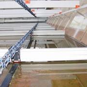 Cкребковые системы из высокопрочного пластика: фото