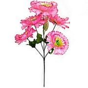 Букет искусственных цветов 5 голов 50см 111.112 фото