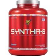 Протеин BSN, Syntha-6, Strawberry Milkshake, 2.29 kg фото