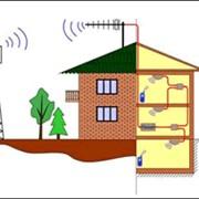 Проектирование систем усиления сотового сигнала. GSM-репитеры фото