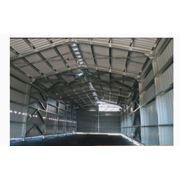Производственная база занимается подготовкой всех металлоконструкций фото