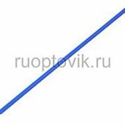 1. 5 / 0. 75 мм 1м термоусадка синяя REXANT фото