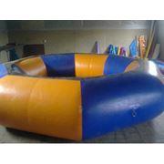 Ремонт надувных бассейнов фото