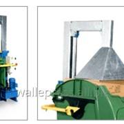 """Пресс """"RC-1100"""" - пресс для прессования отходов в контейнере фото"""