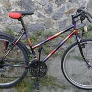 Горный велосипед!!! привезён из Европы! состояние идеальное!!! фото
