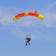 Прыжки с парашютом фото