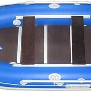Лодка надувная моторная, пвх «NAVIGATOR» ЛК300 фото