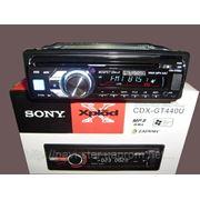 Автомагнитола SONY CDX-GT550U фото