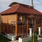 """Беседка """"Сезаль"""" - VIP класса, от Prosperitas фото"""