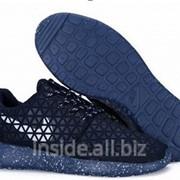 Кроссовки Nike Roshe Run Metric Navy 44 фото