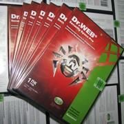 Антивирус лицензионный Dr.WEB фото