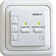 Диммер 300Вт с лицевой панелью для управления люминисцентными лампами Nero II 8425-50 фото