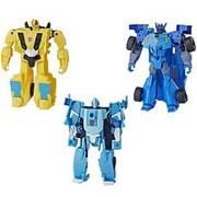 HASBRO Игрушка Hasbro Transformers ИГРУШКАТРАНСФОРМЕР КИБЕРВСЕЛ. УАН СТЕП в ас-те (E3522) фото
