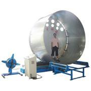 Станок для производства спирально-навивных труб SBTF-3000 фото