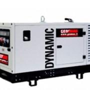 Дизельный генератор Genmac STRONG G 30 DSM фото