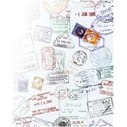 Оформление визы, открытие виз в Киеве, шенгенская виза, мультивиза фото