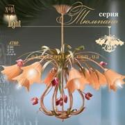 Люстра классическая N&B Light Тюльпано 4780 фото