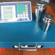 Торговые электронные весы до 300 кг беспроводные фото