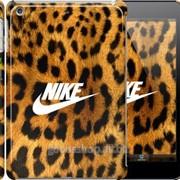 Чехол на iPad mini Nike на леопардовой шкуре 3082c-27