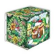 Коробка для торта 2 кг, высота 200 мм фото