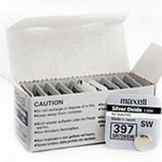 Батарейка Maxell R397 (SR726SW) фото