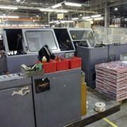 Оборудование для производства книг-Книговставочная линия STAHL VBF BL 500 для изготовления книг в твердом переплете. фото
