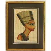 Папирусы в багетной рамке фото
