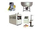 Линия по производству одноразовой посуды фото