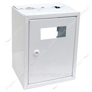 Ящик метал под газовый счетчик (250*250*200) №012261 фото