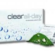 Линзы ClearLab Clear All day сила от -12,00 до -0,50 фото