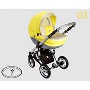 Детская коляска Dada Paradiso Group Galileo 2015 2 в 1 модель 2 фото