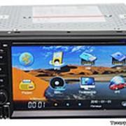 Автомагнитола 2 DIN GPS 6203 универсальная,штатная фото