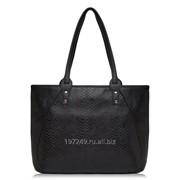 Женская сумка модель: FORTUNA, арт. B00556 (black) фото