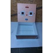 Инкубатор бытовой до 130 яиц с цифровым терморегулятором фото