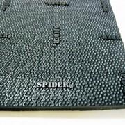 Лист набоечный SPIDER 41*29*6 мм чёрный фото