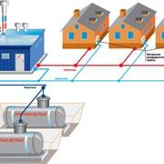 Cистемы автономного газоснабжения для многоквартирных домов/коттеджных поселков фото