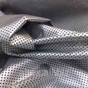 Тиснение ткани. фото
