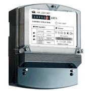 Трехфазный электросчетчик НИК 2301 фото