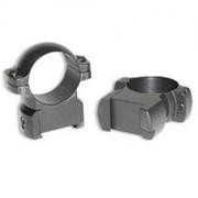 Кольца небыстросъемные 30мм. на CZ 550, средние, матовые, металл DISC фото