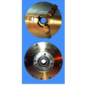 Токарный механизированный патрон фото